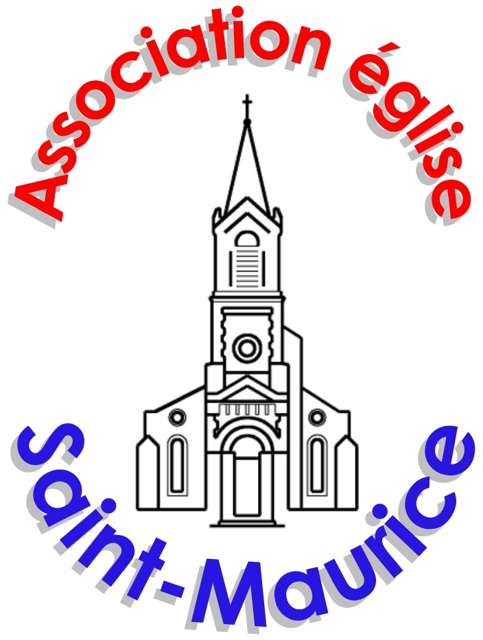 LOGO de l'Association Eglise Saint Maurice